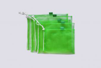 Dacha TV Eco Bags for multiply use