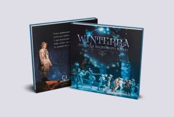 'Winterra. A Legend of Magic Land' Book