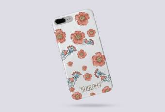 Maid-in-Law Flowers Phone Case