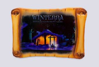 Winterra. The Legend of the Magic Land Magnet